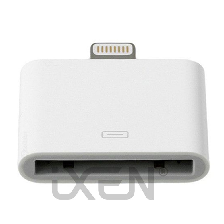 Genuine 30Pin To 8Pin Charger/Sync Lightning Adapter For